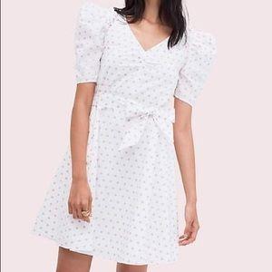 Kate Spade Dot Cotton Dress Size XS